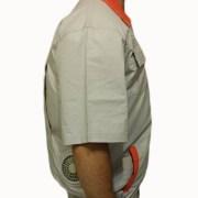 Light Gray Orange AC Shirt