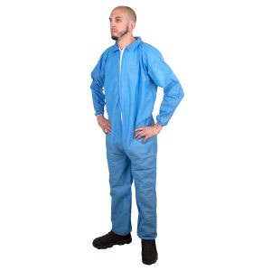 Basic Protective Coverall Lab Gown 1500ct