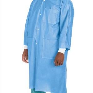 Basic Protective Clothing Lab Coat 1500ct
