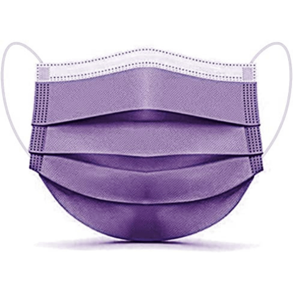 purple-3ply-face-mask