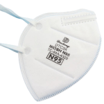 Disposable KN95 Respiratory Face Mask 50ct