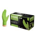 Gloveworks Green Nitrile Gloves Case of 5