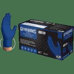Gloveworks Royal Blue Nitrile Gloves Case of 5