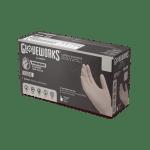 Gloveworks Powdered Ivory Latex Gloves Case of 5