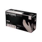 Gloveworks Ivory Latex Gloves Case of 5