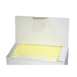 LHM Yellow Level 3 Procedure 3-Ply Face Mask