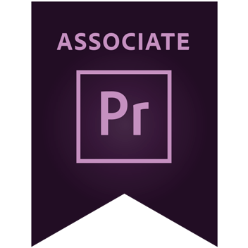 Adobe premier certified