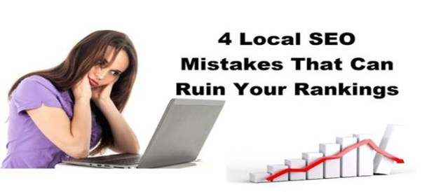 4 Local SEO Mistakes That Can Ruin Your Rankings