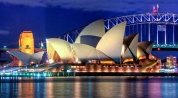 悉尼,澳洲豪華6日遊