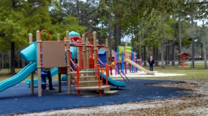 Clairborne West Park playground