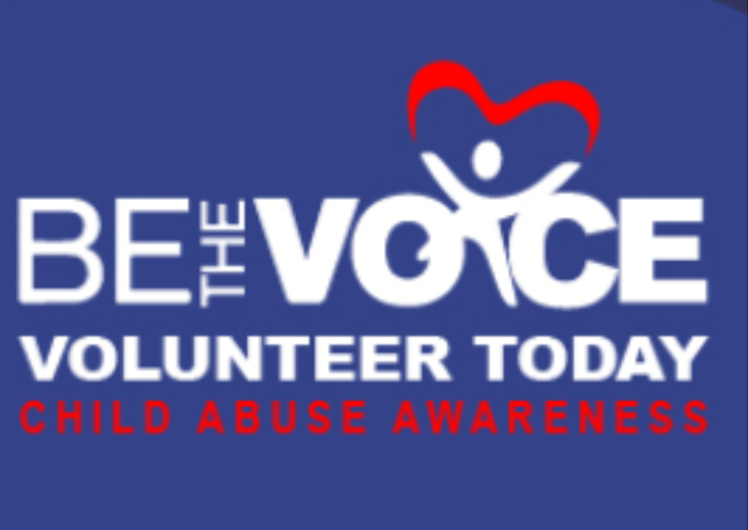 Be the Voice volunteer today for CASA