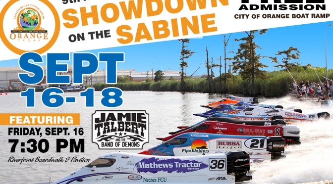 9th annual Showdown on the Sabine Sport Tunnel Boat Races