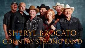 Sheryl Brocato and Country Strong