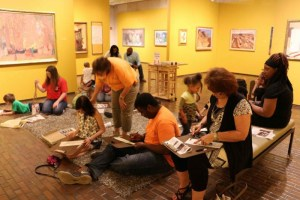 Community Fun Day at Stark Museum of Art