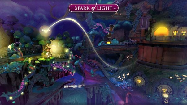 Spark of Light game screenshot courtesy official site