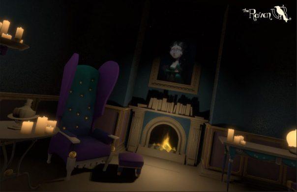 The Raven VR game screenshot courtesy official website