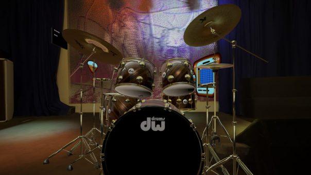 Tombé Drums game screenshot courtesy Steam