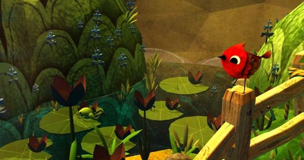 Luna game screenshot courtesy Steam