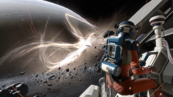 Lone Echo  screenshot courtesy Oculus