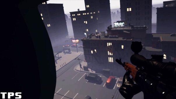 The Perfect Sniper game screenshot courtesy Steam