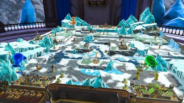 Brass Tactics: Arena - screenshot courtesy Steam