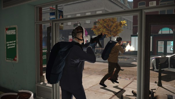 Payday 2: VR - screenshot courtesy Steam