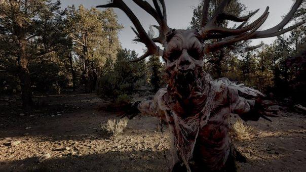 Speak of the Devil - screenshot courtesy Oculus