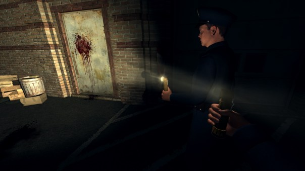 L.A. Noire: The VR Csae Files - screenshot courtesy Steam