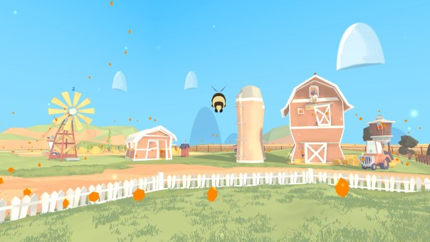 Funny Farm - screenshot courtesy Oculus