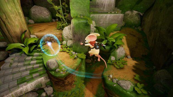 Moss - screenshot courtesy Steam