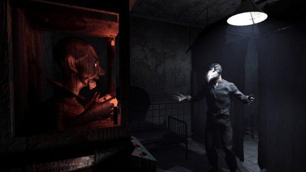 Rise of Insanity - Episode II game screenshot courtesy Oculus