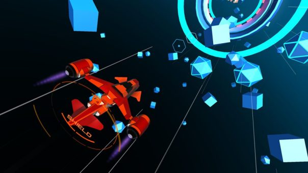 Space Maze game screenshot courtesy Steam