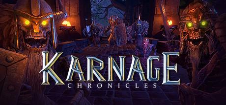 Karnage Chronicles header