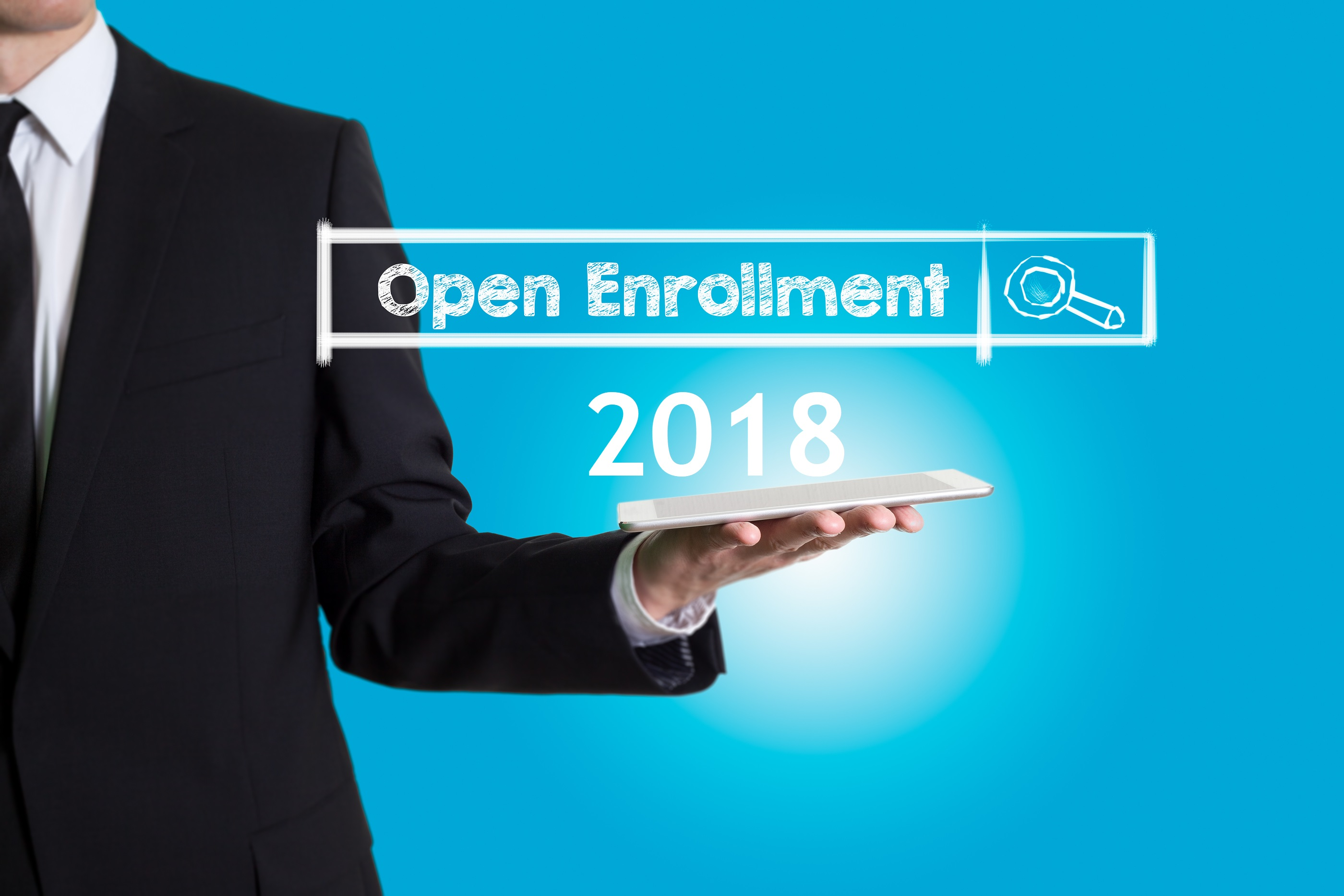 2018 Open Enrollment and Annual Notices Mailing – November 16, 2017