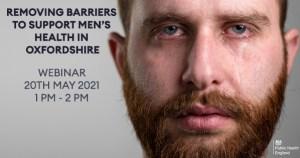 Men's Health Webinar Promotional Picture