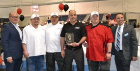 3rd Place - The Office Restaurant & Lounge