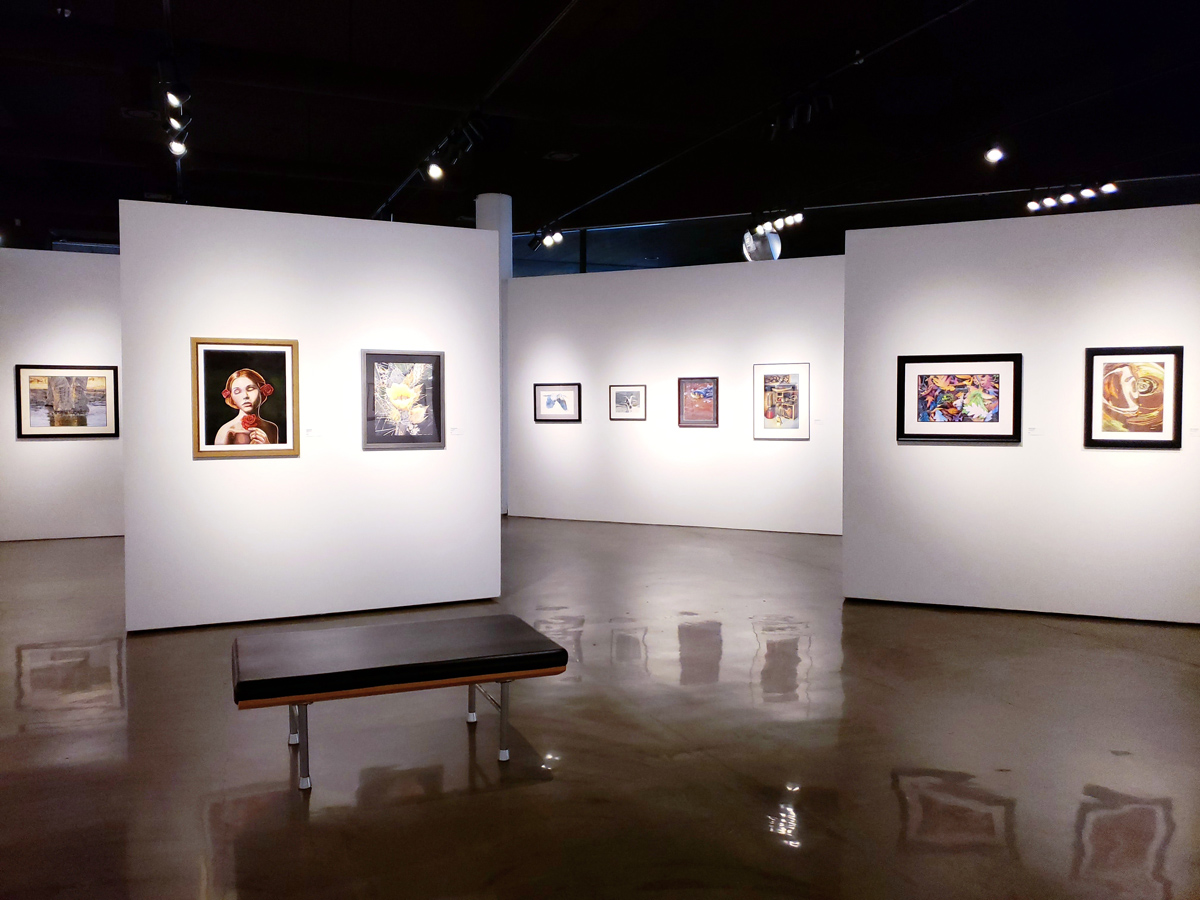 Brea Gallery Shows Off What The Colored Pencil Society Of