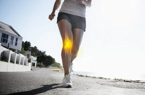 Knee stem cell therapy