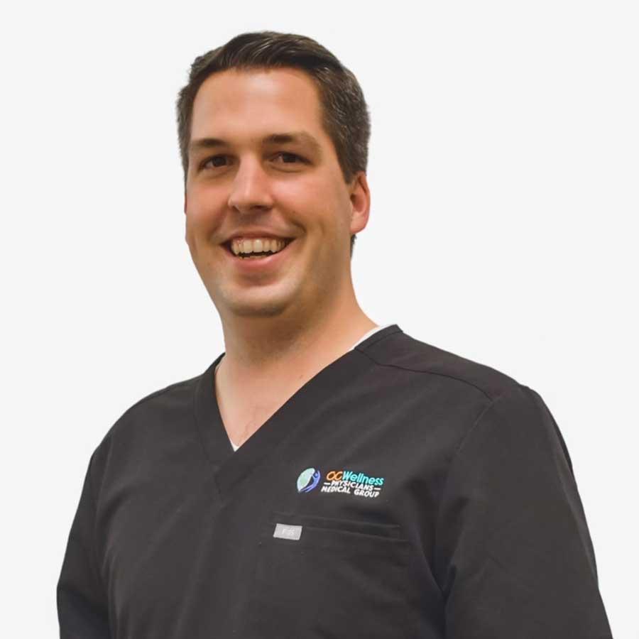Dr. Nicholas Hoy, DC, DIBCN