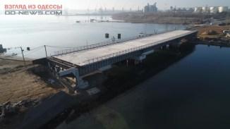 мост через Сухой лиман