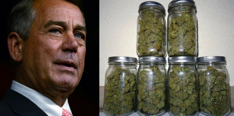 Boehner and Weed