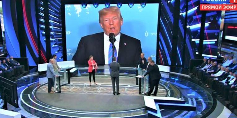 Russian TV Show