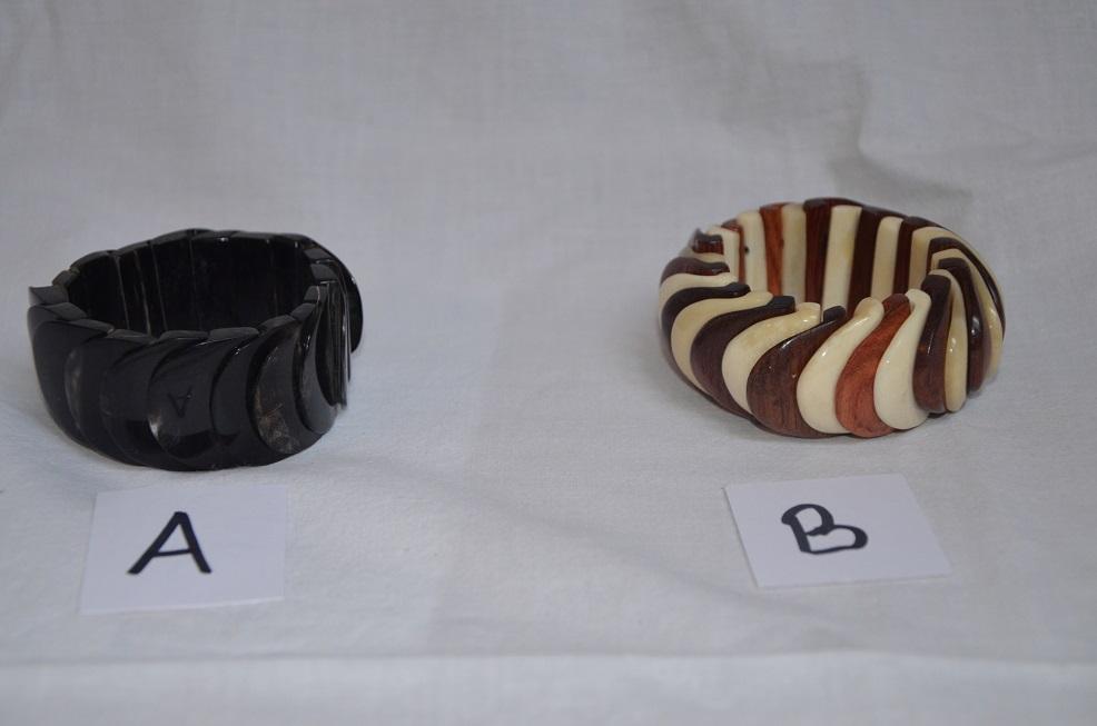 Vente d'artisanat malgache