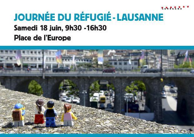 Journée mondiale des réfugiés : lexposition sur ladmission
