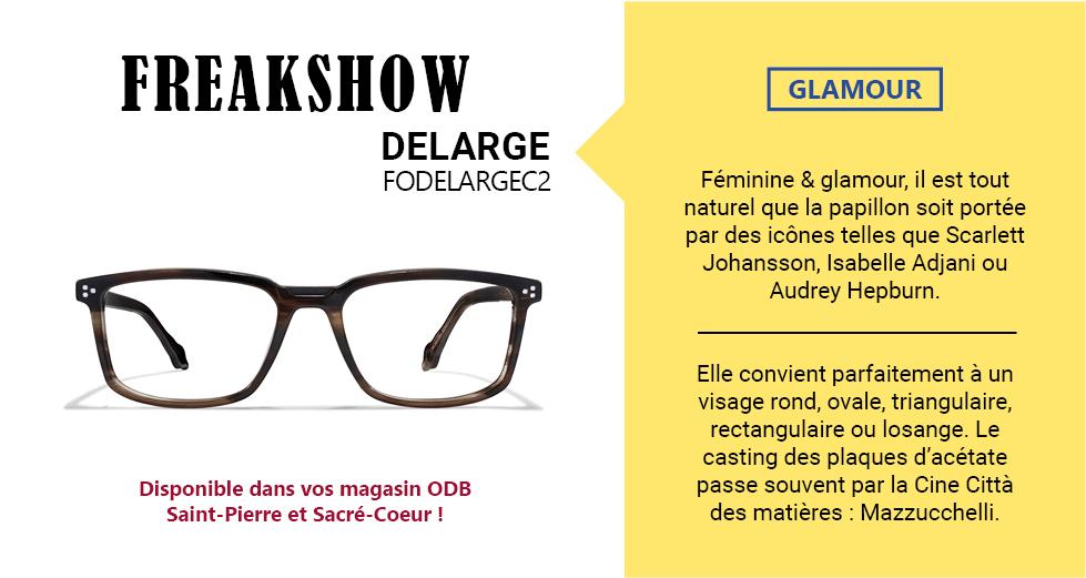 Freakshow Delarge FODELARGEC2