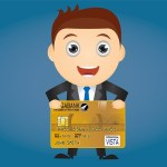 Karta płatnicza z własnym zdjęciem lub grafiką