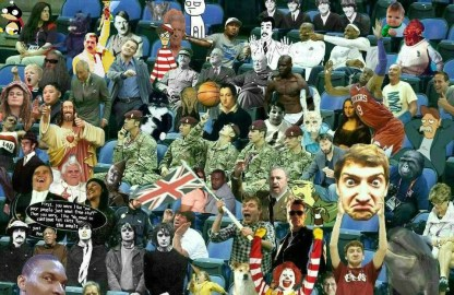 Full seats at the Olympics