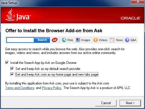 Java Updater