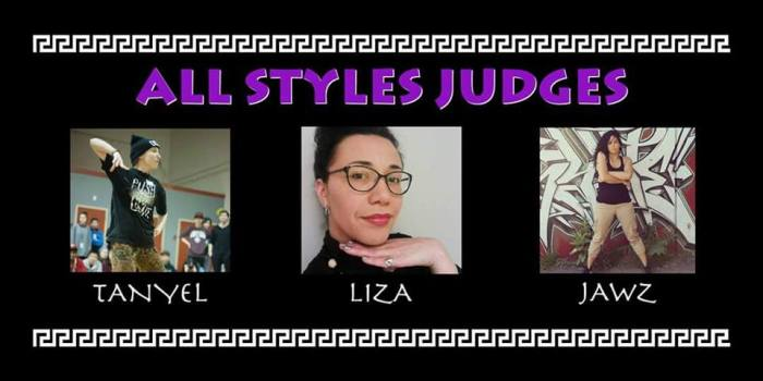 All Styles Judges