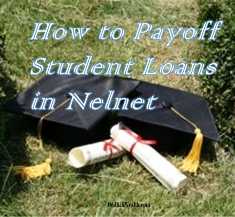 How to Payoff Student Loans in Nelnet